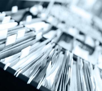 مدارک مورد نیاز برای تشکیل پرونده مالیاتی